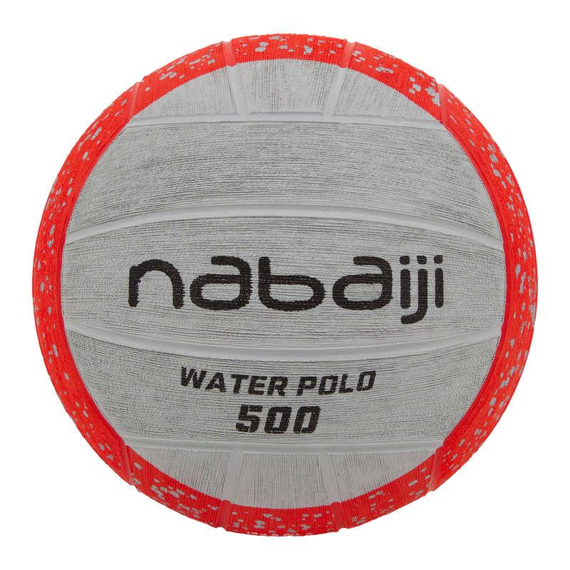 EQUIPEMENT CONFIRME Sport in piscina - Pallone pallanuoto 500 3 WATKO - Pallanuoto