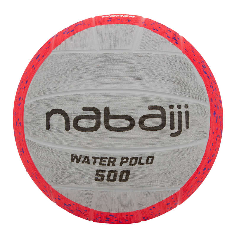INTERMEDIATE EQUIPEMENT Water Polo - PINK SIZE 4 WATER POLO BALL WATKO - Water polo Equipment