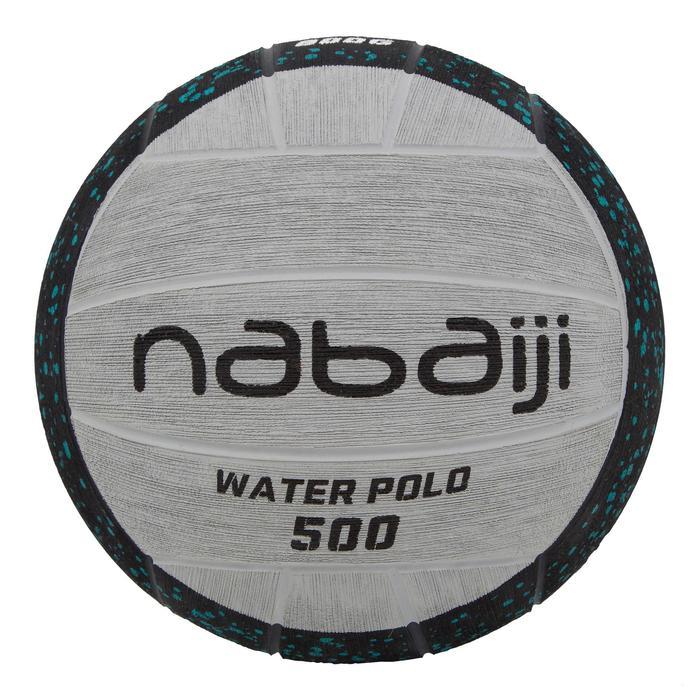 BALÓN WATERPOLO 500 LASTRADO 800 G TALLA 4