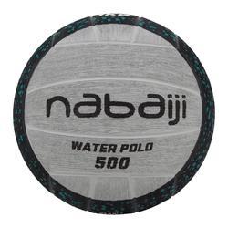 BALÓN WATERPOLO 500 LASTRADO 1KG TALLA 5