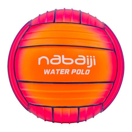 Large Pool Ball - Orange Pink