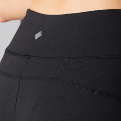 Dynamic Yoga Shorts - Black