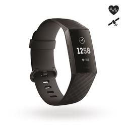 Pulsera Actividad Running Fitbit Charge 3 Negro