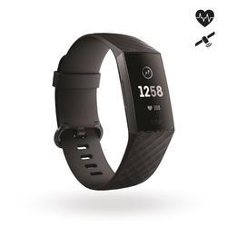 Pulsera Actividad Running Fitbit Charge 3 Negro