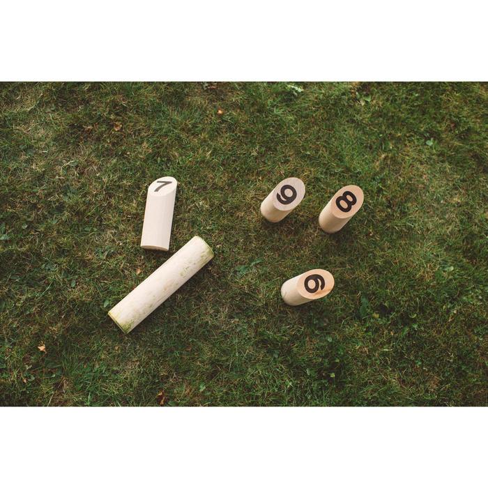 Compact Fins kegelspel