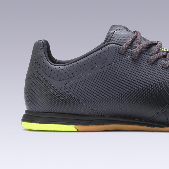 Chaussures de Futsal Agility 700 cuir noire