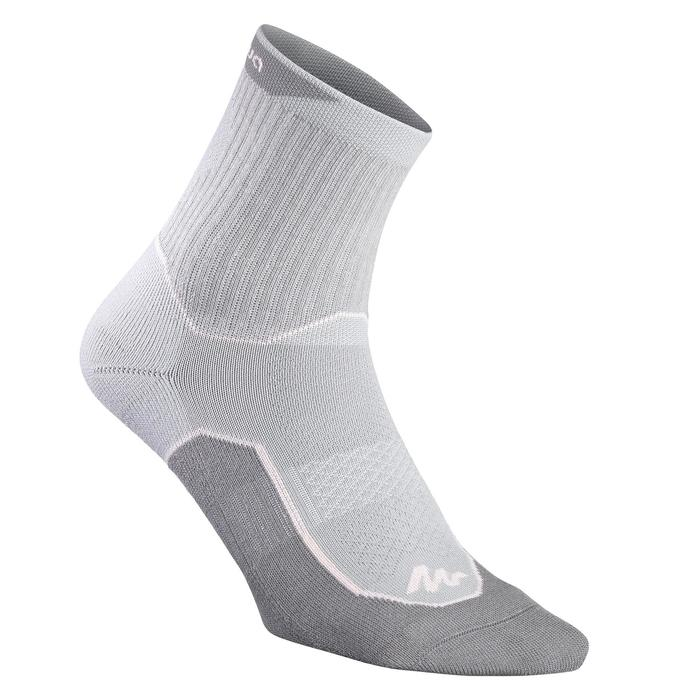 Nature walking socks - NH500 High - X 2 pairs