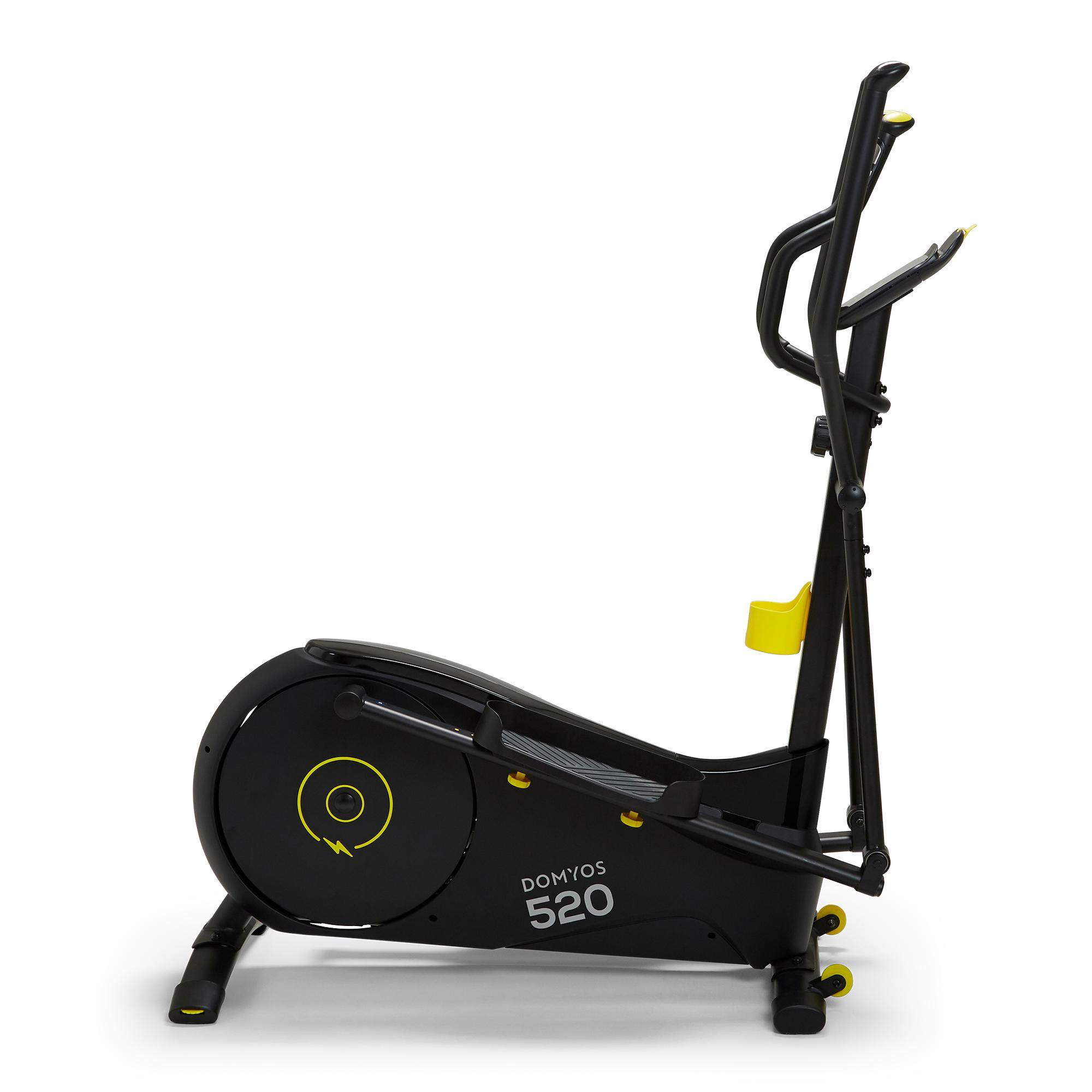 Bicicletă eliptică EL520