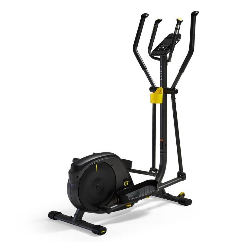 ELIPTICKÝ TRENAŽÉR Fitness - ELIPTICKÝ TRENAŽÉR EL 500 DOMYOS - Kardio trénink a stroje