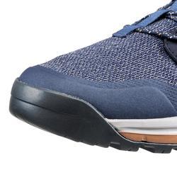Wandelschoenen voor heren NH500 marineblauw
