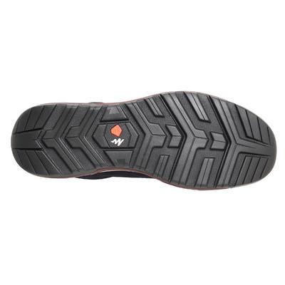 Жіночі черевики NH500 для туризму - Темно-сині