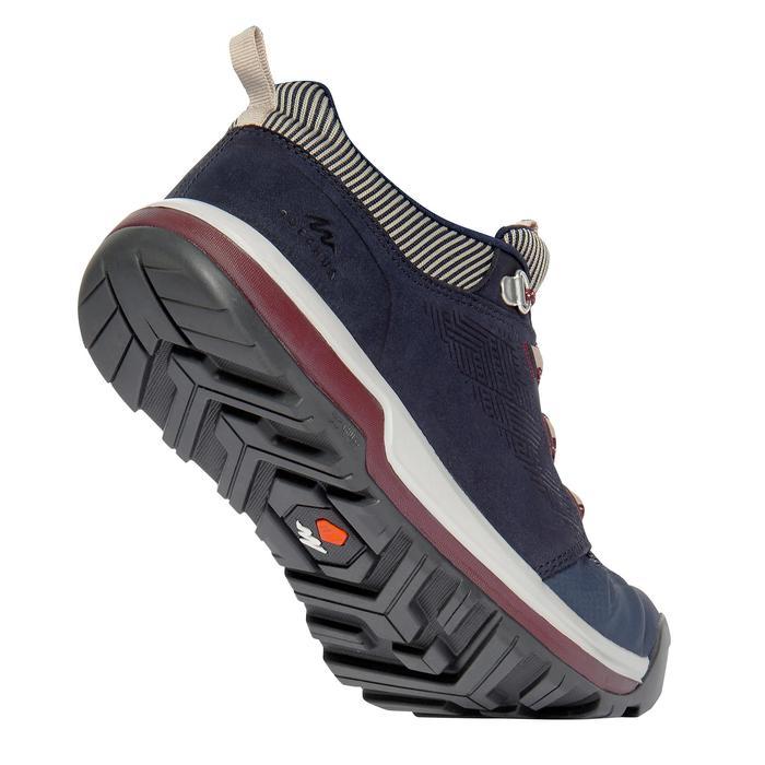 Wandelschoenen voor dames NH500 marineblauw