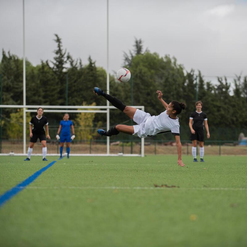 Damesvoetbal: een sport in volle opmars