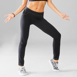 Legging Hip Hop Domyos Mujer Efecto Vaquero