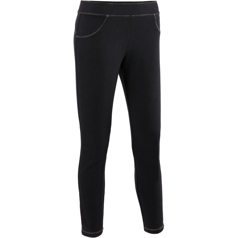 Women's Street/Fitness Dance Leggings - Black