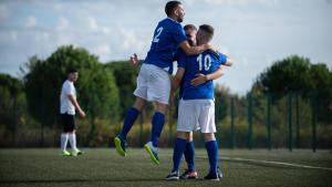 football tournoi keizer karel cup Gand