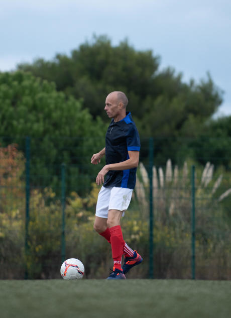 walking football (calcio camminato)