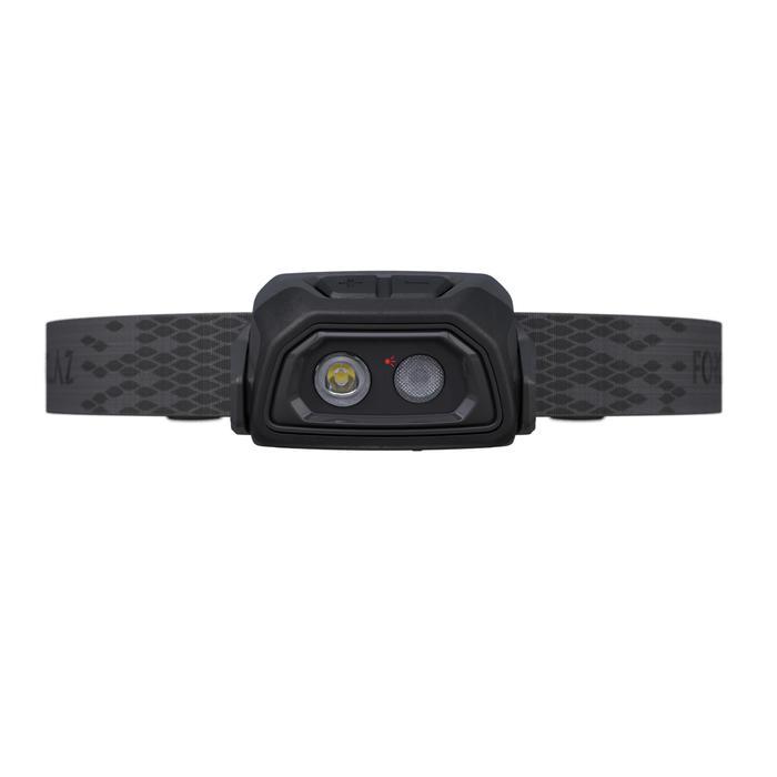 Herlaadbare hoofdlamp voor trekking USB Trek 500 zwart 200 lumen