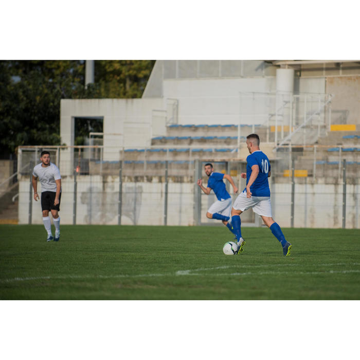 Voetbalkousen voor volwassenen F100 blauw