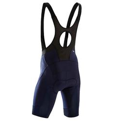 CUISSARD VELO ROUTE ETE HOMME CYCLOSPORT BLEU
