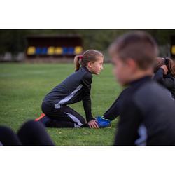 Fußball-Trainingshose TP 900 Kinder marineblau/indigo