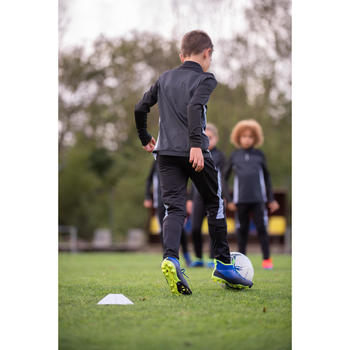 Trainingsbroek voetbal kinderen TP900 marineblauw en indigo