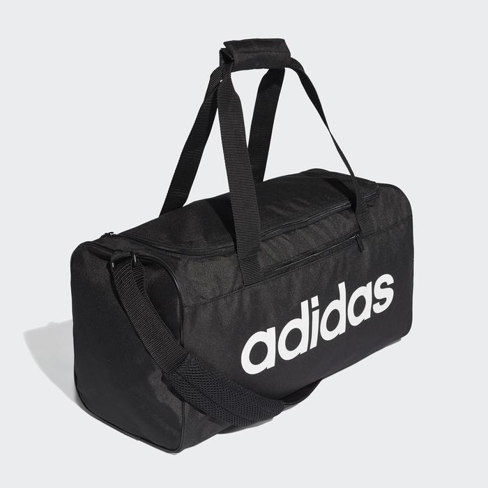Bolsa de deporte gimnasio Cardio Fitness Adidas Linear S negro