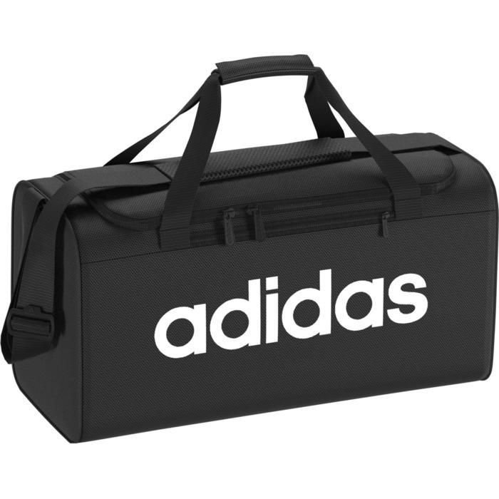 ADIDAS Sporttasche Fitness 25l schwarz/weiβ