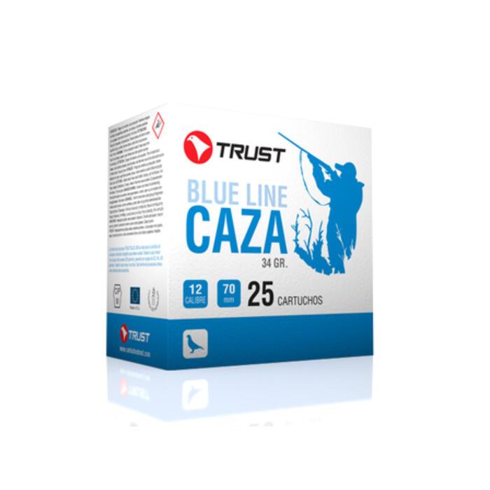 Cartucho Caza Trust 3/34gr Calibre 12/70