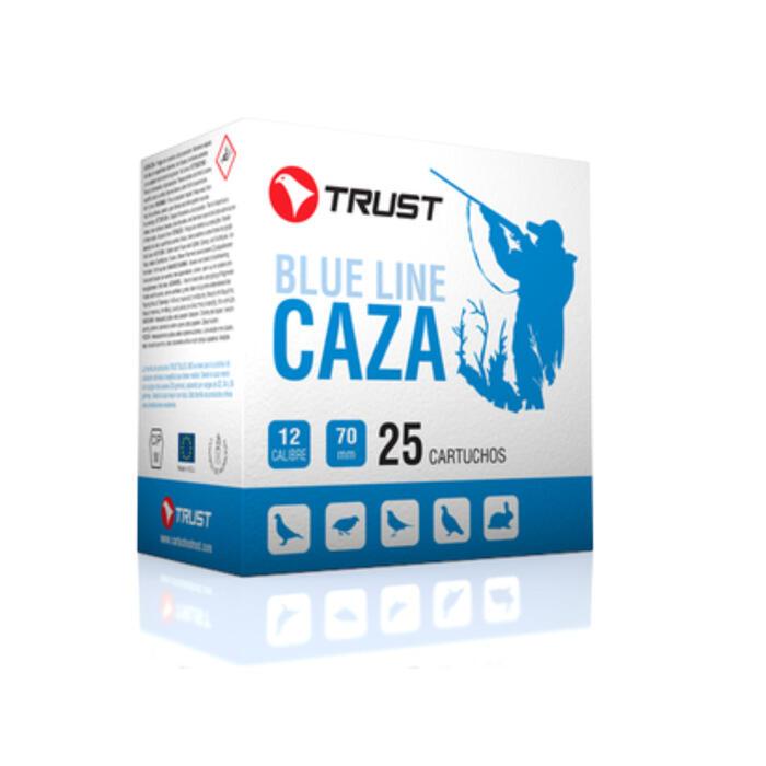 Cartucho Caza Trust 3/36gr, cal 12/70 x25