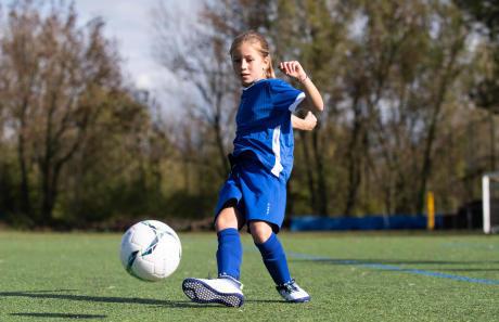 mijn dochter inschrijven voor voetbal