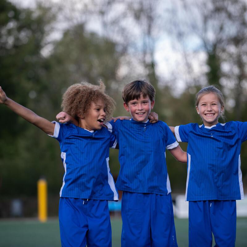 Football: what makes a good team player?