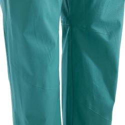 WOMEN'S STRETCH CLIMBING TROUSERS - COLOUR BLUE GREY