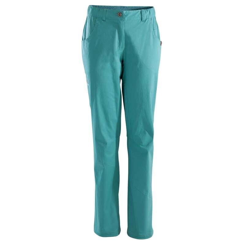 ABBIGLIAMENTO ARRAMPICATA Sport di Montagna - Pantaloni donna STRETCH blu SIMOND - Trekking donna