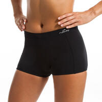 Anny Women's Aquafitness Swim Shorts - Black