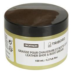Lederfett für Schuhe oder Stiefel aus Leder