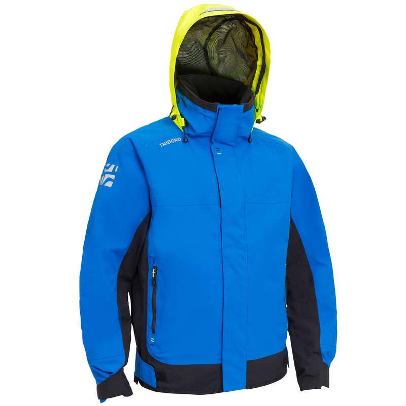 Мужские куртки для соревнований Яхтинг и парусный спорт - КУРТКА МУЖСКАЯ RACE 500 TRIBORD - Мужская экипировка для яхтинга