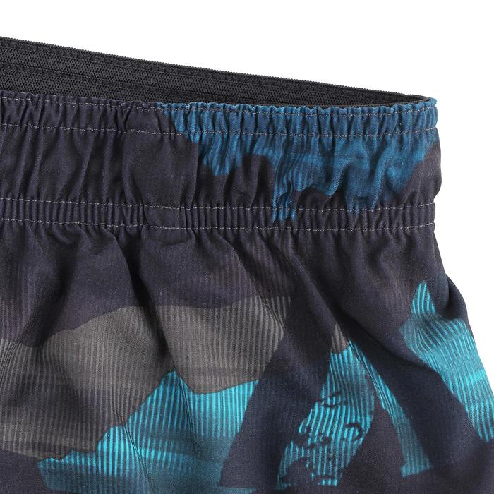 500 Women's Cross Training Shorts - Grey/Khaki