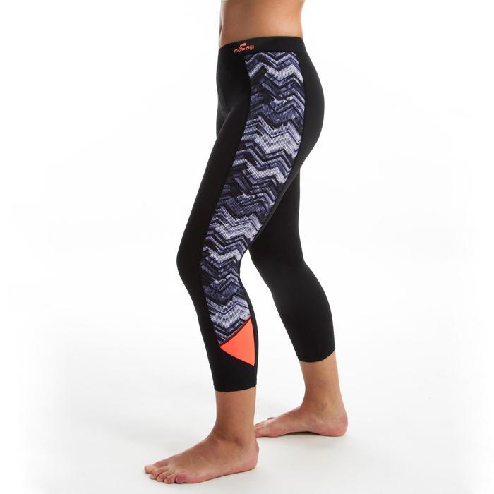 Legging d'Aquafitness femme noir