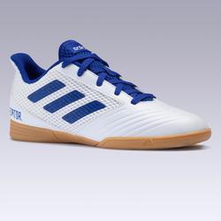 Zaalvoetbalschoenen voor kinderen Predator Tango 4 PE19 blauw wit