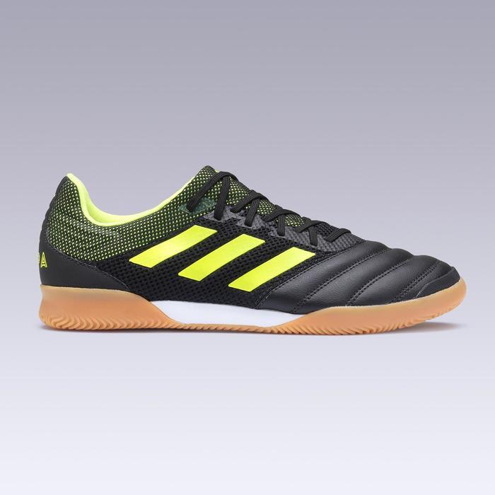 COPA 19.3 zaalvoetbalschoenen zwart/geel