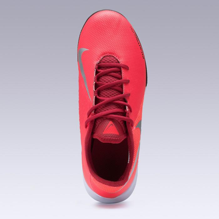 Zapatillas de fútbol sala PHANTOM VISION Academy GATO júnior PE19 rojo  plateado fa7929600ccc6