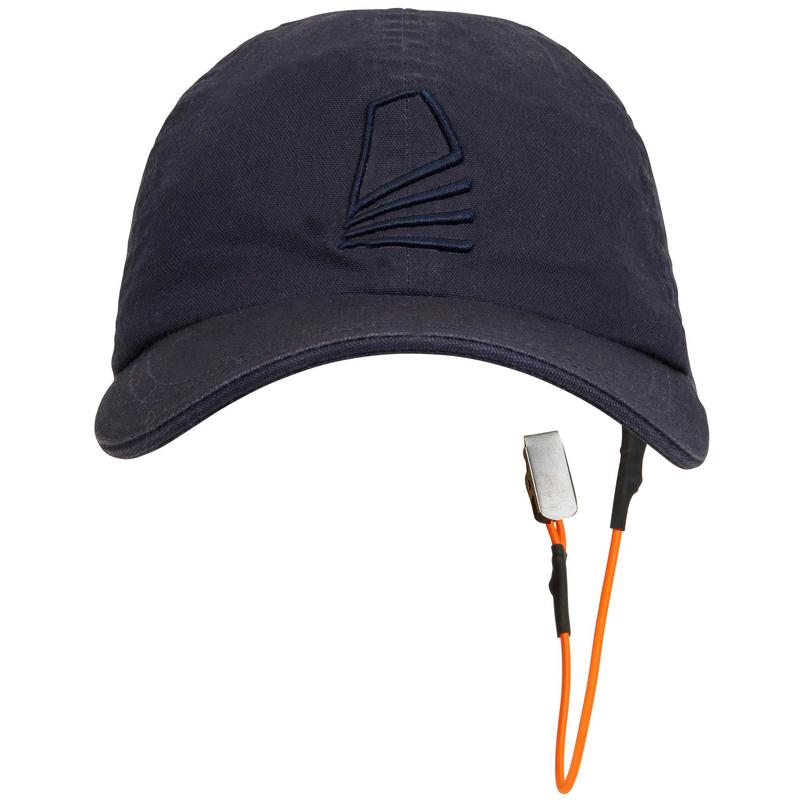 50% off another chance premium selection - Casquette voile SAILING 100 Adulte Navy