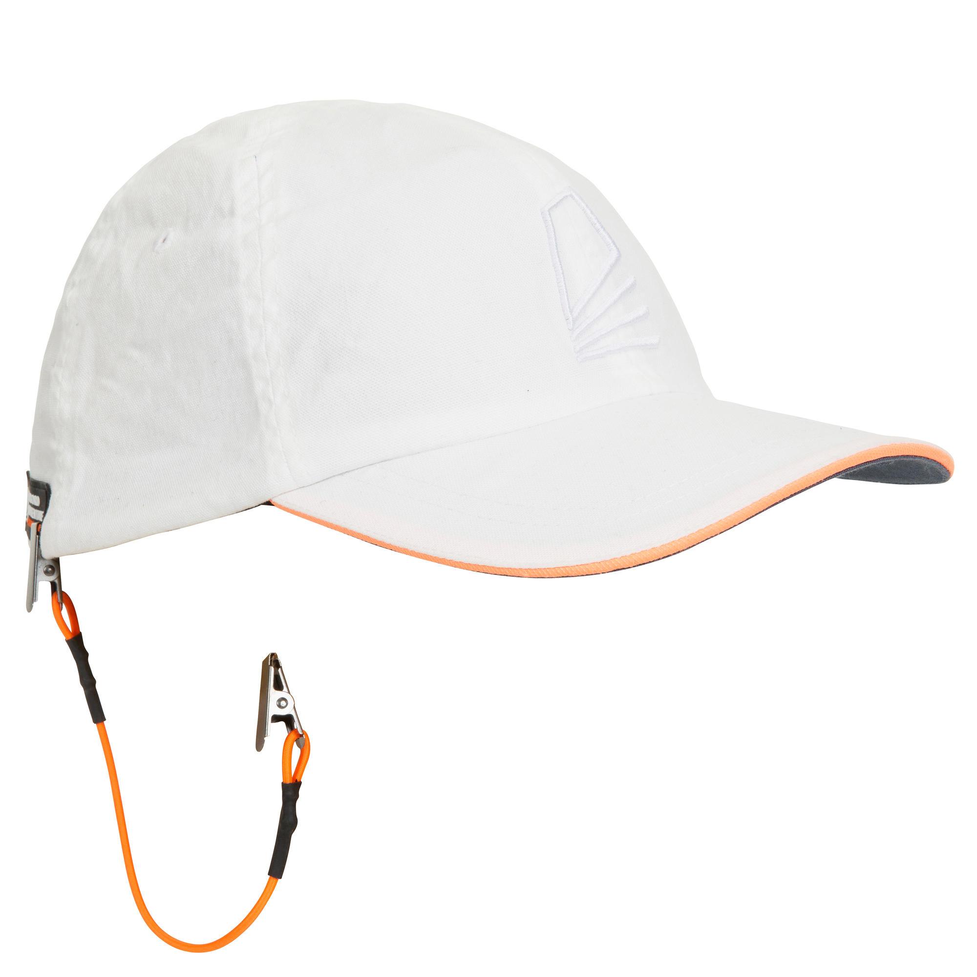2768096863a Sailing 100 Adult Sailing Cap - White