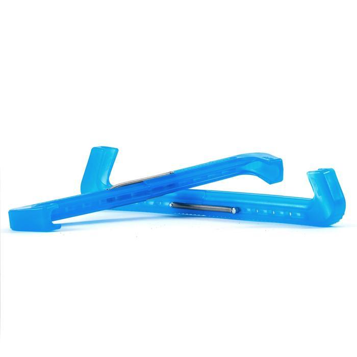 Kufenschoner Eiskunstlauf blau