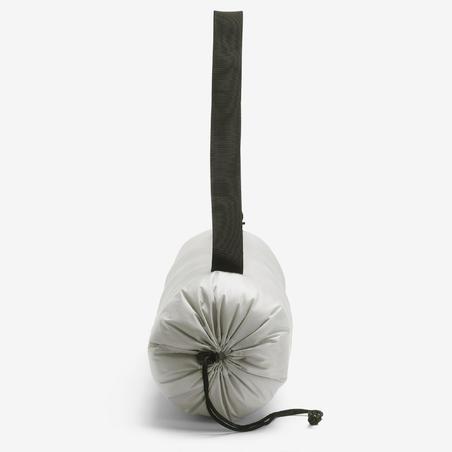 Housse pour tapis de yoga gris