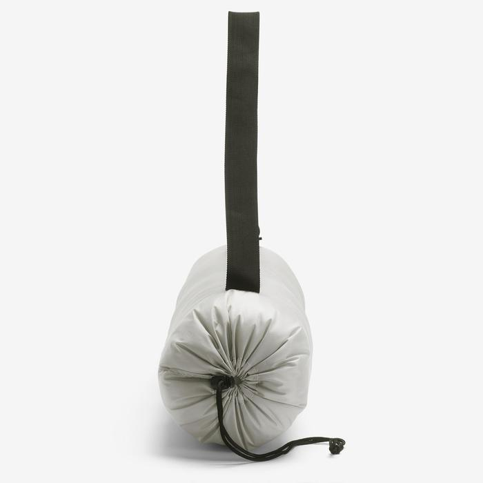 Hülle Yogamatte grau