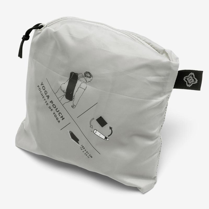 Yoga Mat Cover - Grey