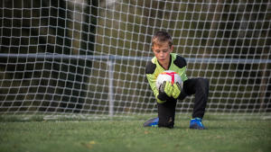 enfant football Decathlon Kipsta