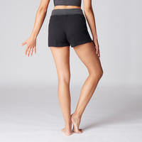 Organic Cotton Gentle Yoga Shorts - Women